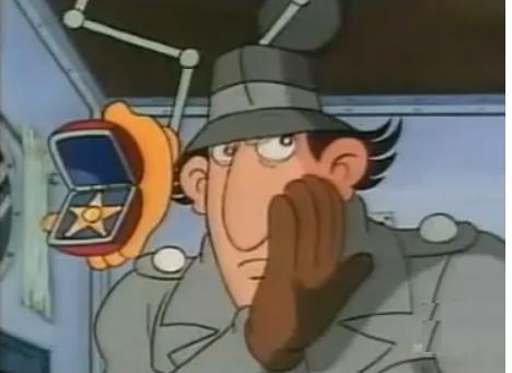 Ispettore gadget cartoni animati anni 80 e anni 90