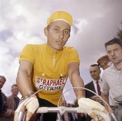 Jaques Anquetil giro d'Italia