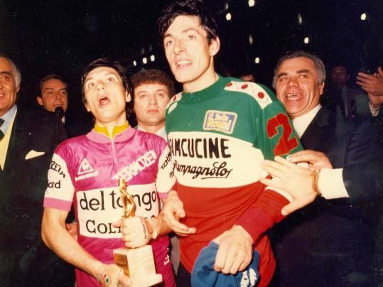Giro d'Italia Moser Saronni