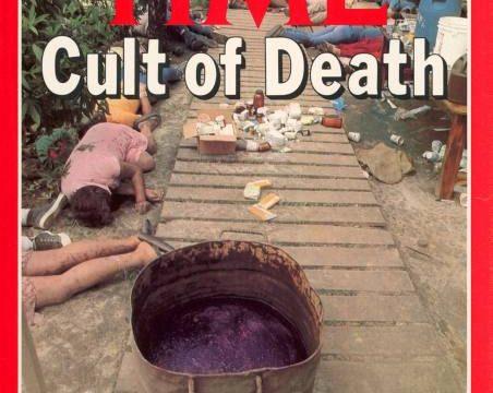 JONESTOWN (Guyana) – Il più grande suicidio di massa della storia – (18/11/1978)