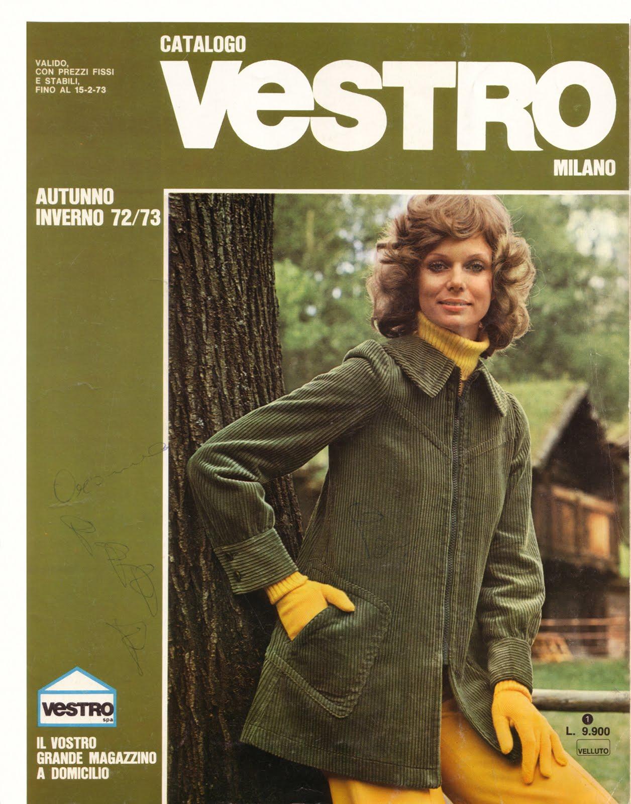 vestro 1972 1973