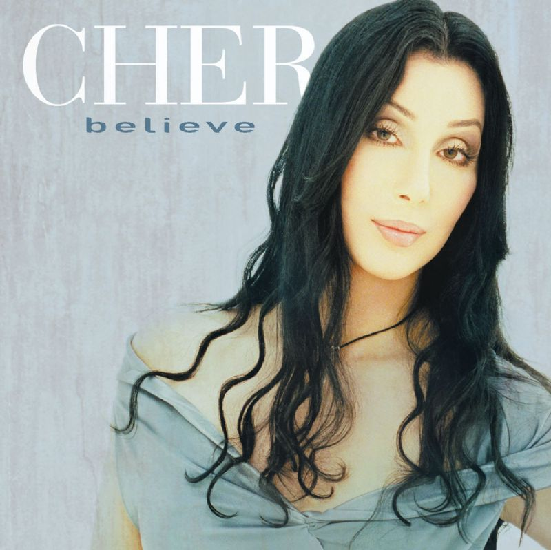 cher believe copertina disco 1998