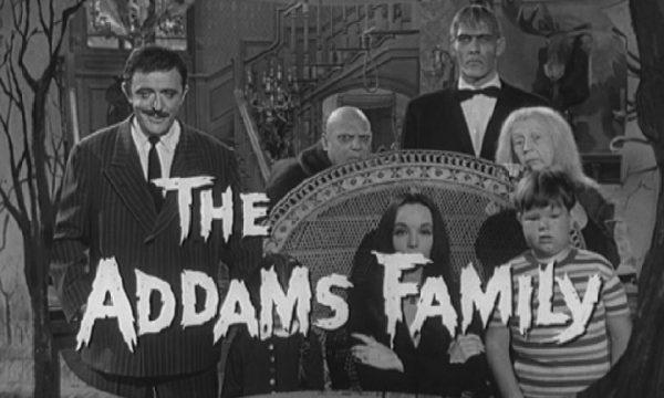 LA FAMIGLIA ADDAMS – Serie TV – (In Italia 1966/1967)