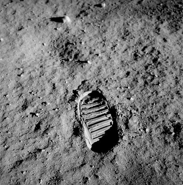 apollo 11 orma luna