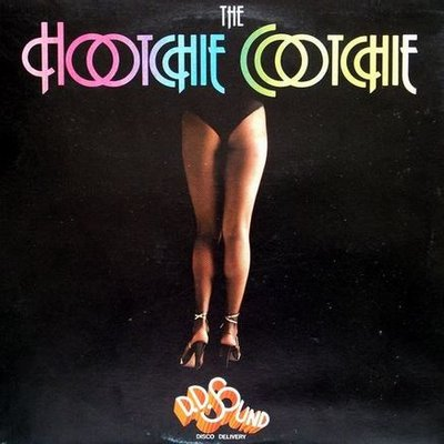 d.d. sound hootchie coothie copertina