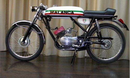 MALANCA – Storia e Modelli – (1956/1986)
