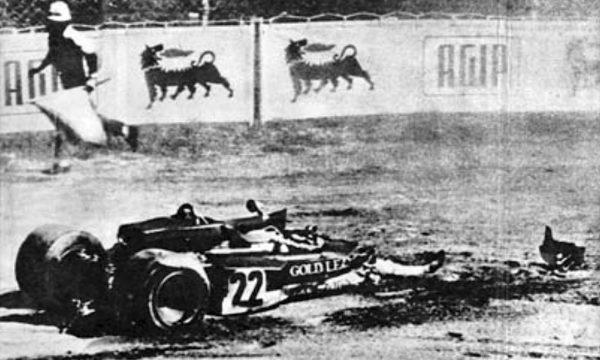 La tragedia di JOCHEN RINDT su Lotus – (05/09/1970)