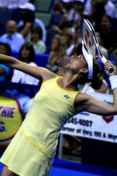 Roland Garros -Monica_Seles