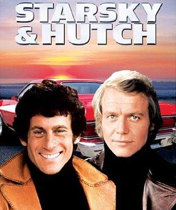 Starsky & Hutch locandina