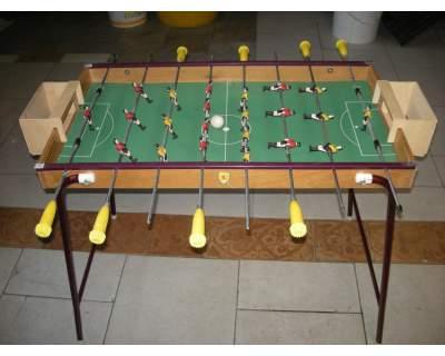 calcio balilla biliardino anni 70 giocattolo vintage