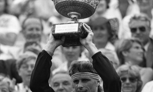 ROLAND GARROS Torneo di Tennis – (Anni 70 80 90)
