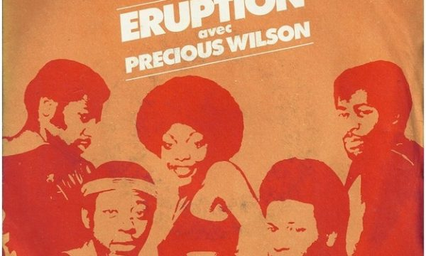 I CAN'T STAND THE RAIN – Eruption – (1977)