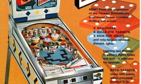 """FLIPPER – Il gioco """"d'azzardo"""" degli ANNI 70 e 80"""