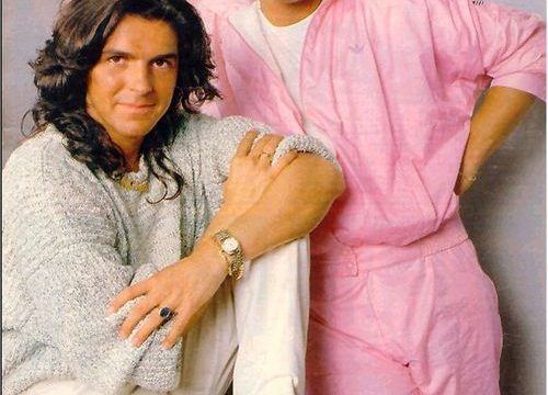 YOU'RE MY HEART YOU'RE MY SOUL / CHERI CHERI LADY – Modern Talking – (1984/1985)
