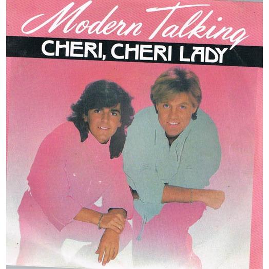 modern talking cheri cheri lady