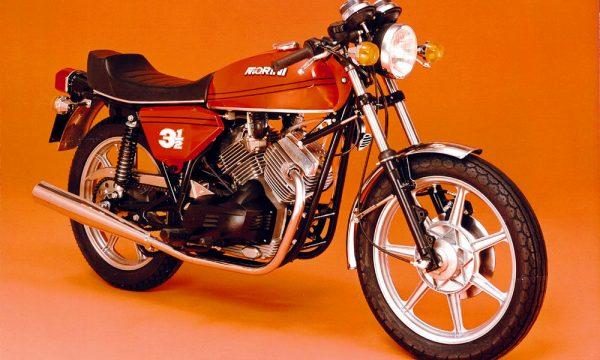 MORINI 3 1/2 – (1973/1983)