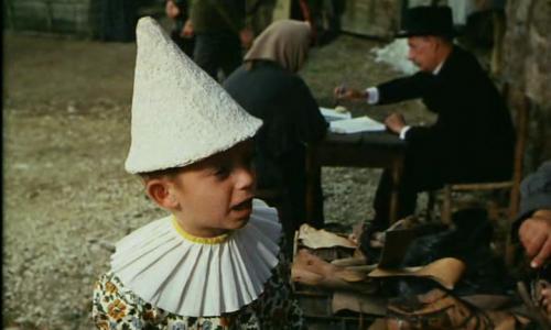 LE AVVENTURE DI PINOCCHIO – Sceneggiato TV – (1972)