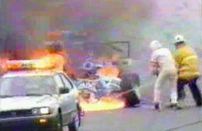 Incidente a RICCARDO PALETTI Su Osella – (13/06/1982)
