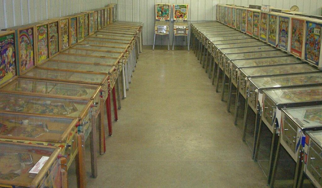 FLIPPER sala giochi Il gioco ANNI 70 e ANNI 80 qui con oltre 50 FOTO