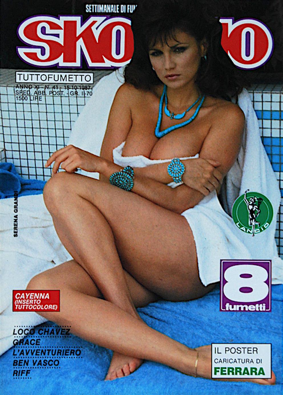 Serena Grandi Calendario.Serena Grandi Qui Notizie E Bellissime Foto Curiosando