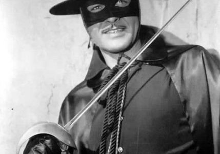 ZORRO – Serie TV – (In Italia 1966 e 1992)