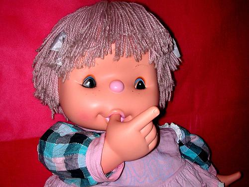 Bambole Migliorati Spumone
