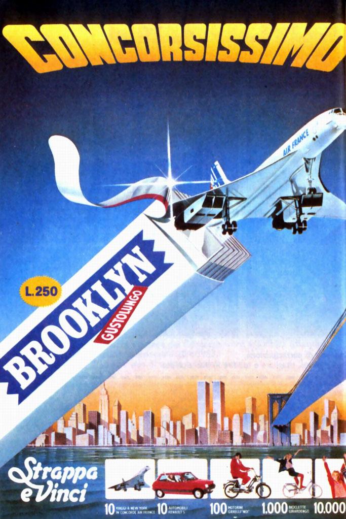 Brooklin Pubblicità_Topolino_1982_