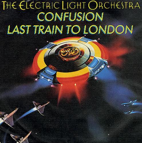 ELO last train to london Confusion