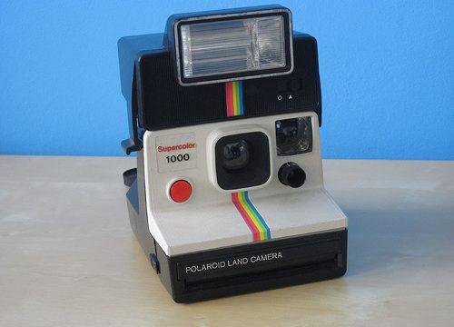 POLAROID – La macchina fotografica – (Anni 60/80)