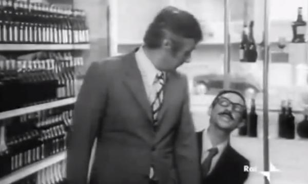 FOLONARI – Carosello – (Fine anni 60)