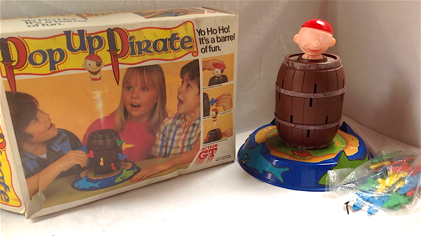 allegro pirata pop up