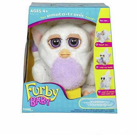 BABY FURBY GIOCO