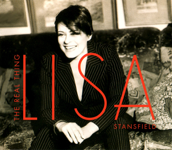 lisa stansfield the real thing copertina