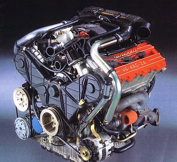 maserati biturbo motore rancing angine