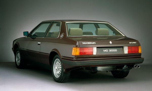 Storia dell'auto: MASERATI BITURBO il Flop di successo