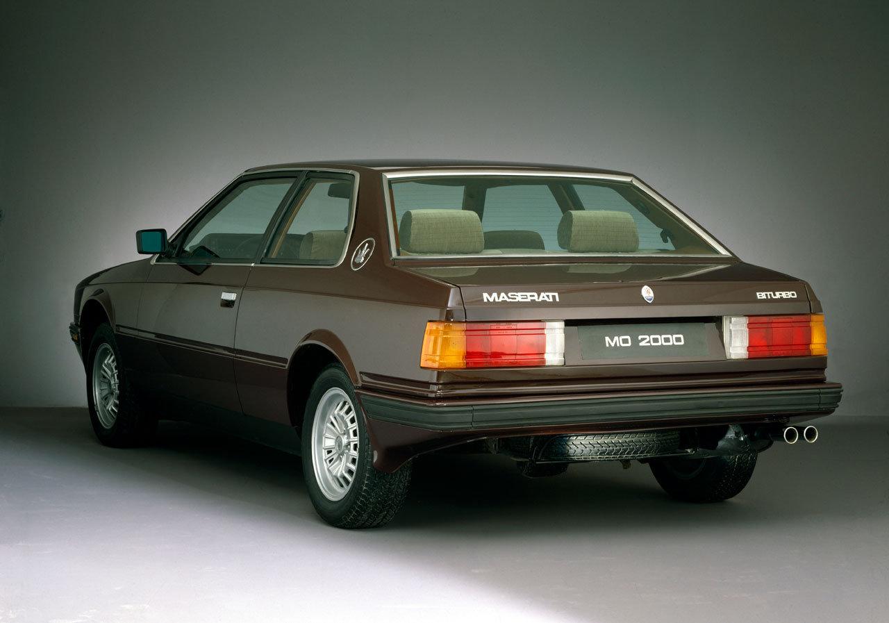 maserati biturbo storia auto epoca curiosando anni 80