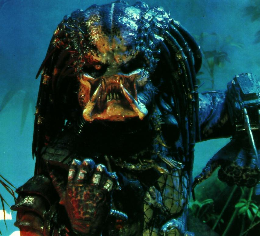 predator film cinema alieno