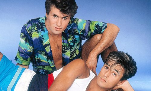 ENJOY WHAT YOU DO/CLUB TROPICANA/WAKE ME UP BEFORE YUO GO – Wham – (1983/1984)