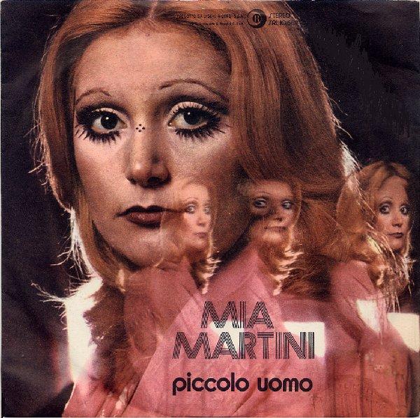 45 piccolo uomo Mia Martini