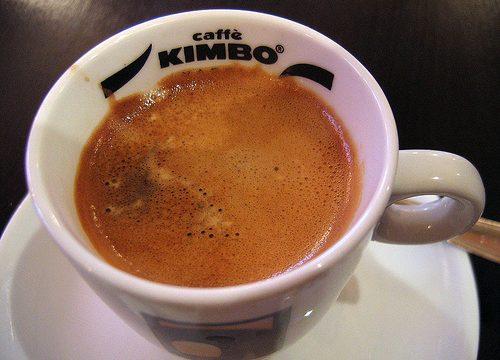CAFFE' KIMBO – (Anni 80 e 90)