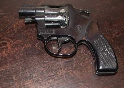 edison pistola cobra anni 70 giocattolo