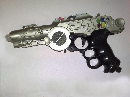 edison giocattolo pistola serie th3