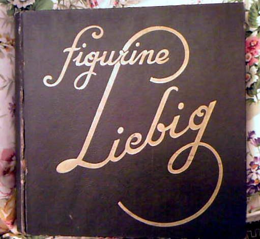 Estratto LIebig album figurine