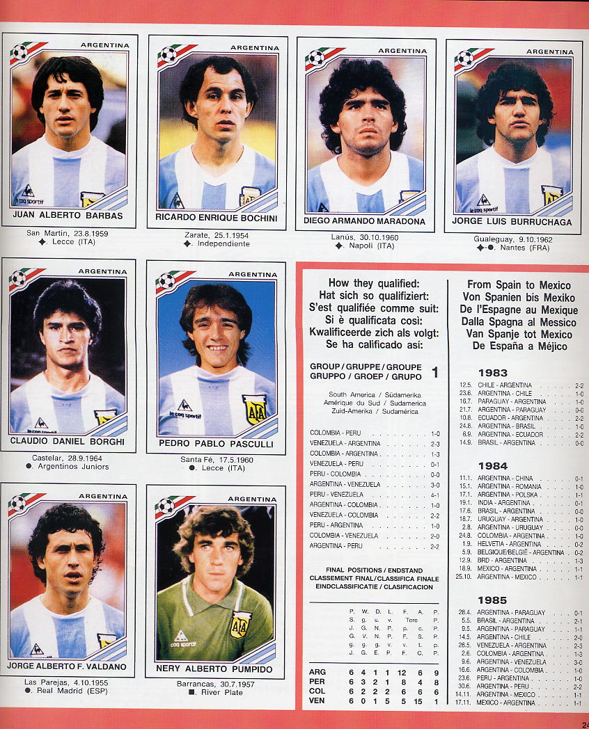 argentina-messico - photo #35