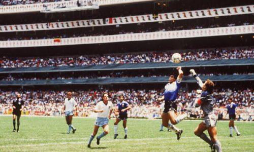 MONDIALI D CALCIO 1986 – (Argentina)