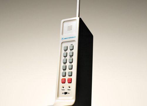 PRIMA TELEFONATA CON CELLULARE ( Motorola ) – Martin Cooper – (03/04/1973)