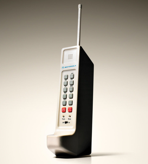 Motorola Dyna TAC - Il suo peso era circa di kg 1,5