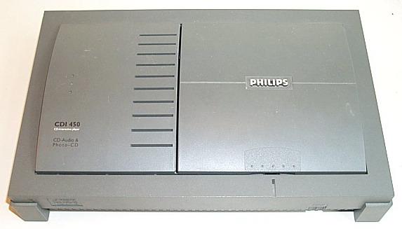philips cd-i 450 consolle giochi lettura CD