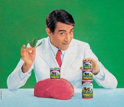 SIMMENTHAL – Carne in gelatina – Carosello e Spot – (Anni 60 70 80 )