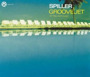 sophie ellis bexter groovejet 2000 copertina
